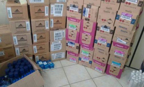Homem é preso por contrabando em Porto União