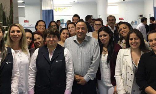 Hospital Regional recebe recursos do Governo do PR