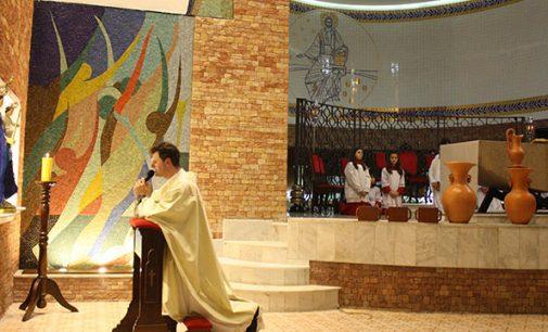 Igreja Matriz de Porto União é reaberta para os fiéis