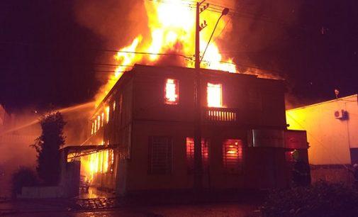IML confirma o nome da vítima do incêndio em hotel