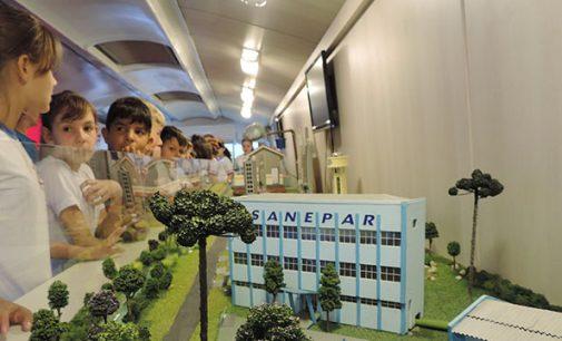 Meio Ambiente: Ônibus da Sanepar estará em Porto União