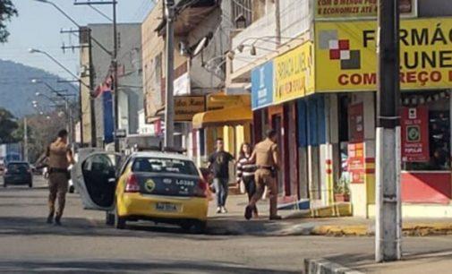 PM detém dois por tentativa de assalto no São Cristóvão