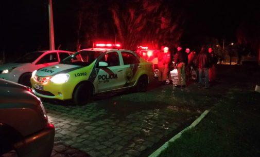 PM detém ladrão de celular no bairro Rocio