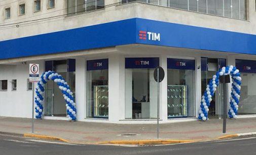 PM registra tentativa de arrombamento na loja da Tim