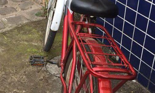 Polícia Militar recupera bicicleta furtada em UVA
