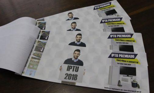 Prefeitura de Bituruna inicia entrega dos carnês do IPTU