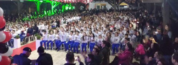 460 alunos se formam no Proerd de União da Vitória