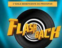 Provopar de Porto Vitória realizará o 1ª Baile Flash Back