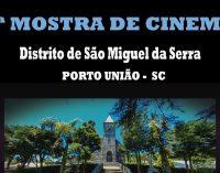 São Miguel da Serra ganha mostra de cinema