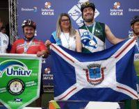 Atletas paraolímpicos de UVA ganham ouro no Circuito Caixa