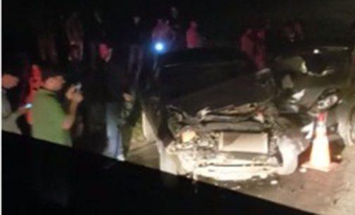 Acidente na BR 153 envolve vários veículos em Paulo Frontin