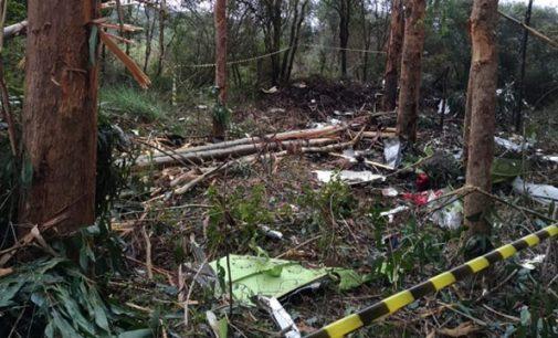 Confira imagens do acidente que vitimou Bernardo Carli