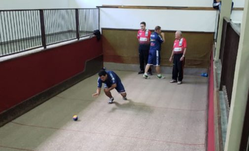 Abertura do Campeonato Paranaense de Bocha de Bituruna