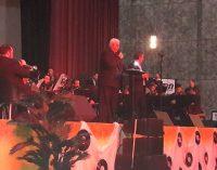 A boa música esteve presente no palco do Cine Ópera