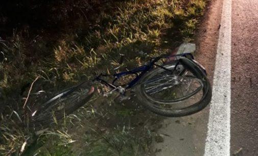 Ciclista morre atropelado na BR 153 em Paulo Frontin