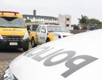 Dois homens são detidos em Bituruna por porte de munições