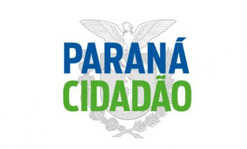"""General Carneiro recebe projeto """"Paraná Cidadão"""""""