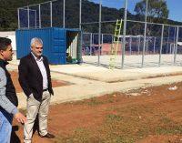 General Carneiro vai ganhar uma Mini Arena Esportiva