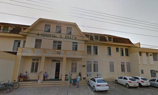 Governo de SC quita dívida com o Hospital São Braz