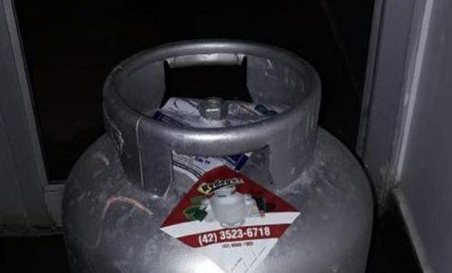 Homem é detido por furtar botijão de gás em UVA