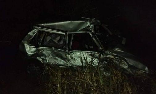 Morador de UVA morre em acidente na BR 153