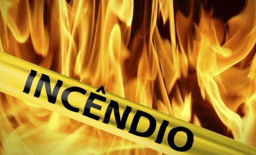 Polícia investiga incêndio criminoso em Bituruna