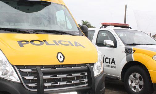 Policiais de UVA detém menor de idade por furto
