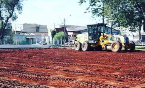 Praça dos Expedicionários é revitalizada