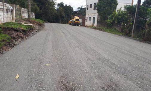 Ruas do bairro Bela Vista receberá asfalto