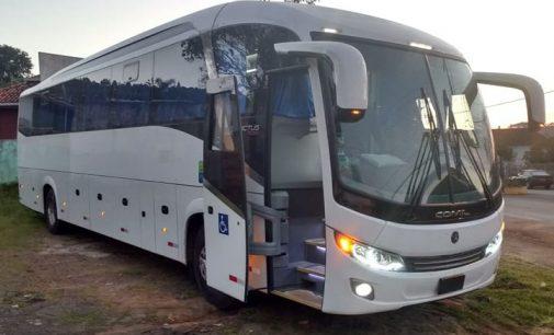 Saúde de Porto Vitória recebe ônibus novo