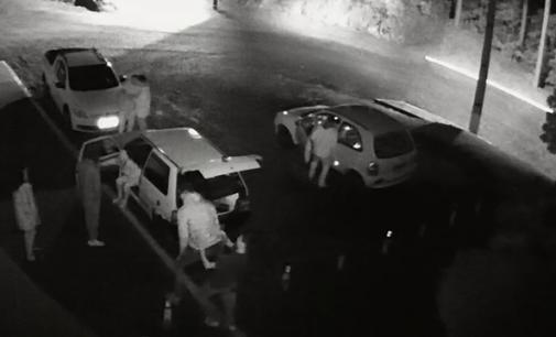 Vídeo: Polícia investiga ato de vandalismo em Bituruna