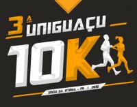 3ª Uniguaçu 10K ocorre neste domingo, dia 19
