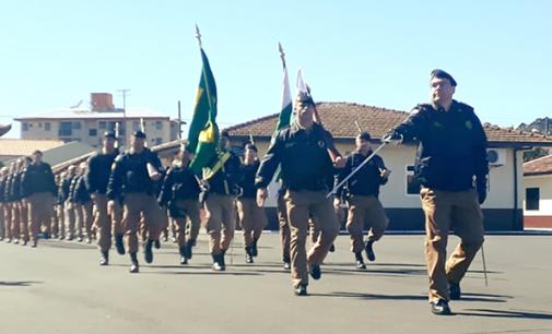 Polícia Militar do Paraná 164 anos pela segurança