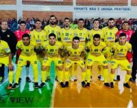 ADAB garante vaga para a segunda fase da Taça Bronze de Futsal