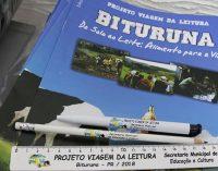 """Bituruna lança livro com tema """"solo do leite: alimento para vida"""""""