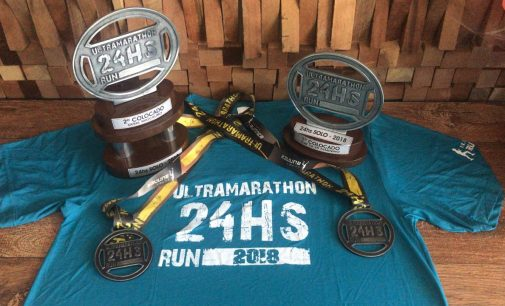 Casal Biturunense se destaca na Ultramaratona 24h em Campinas