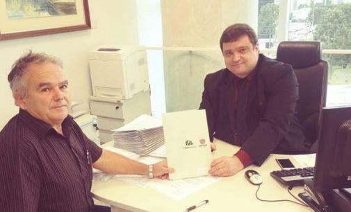 Cruz Machado recebe ordem para a licitação do AMAI