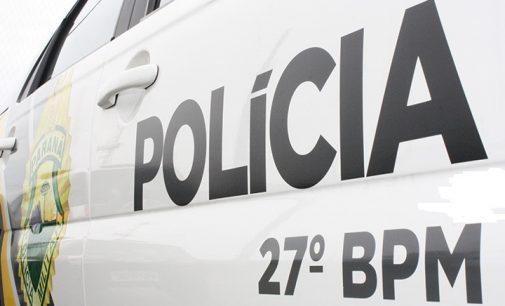 Dois homens são detidos por embriaguez e danos em bar em Bituruna