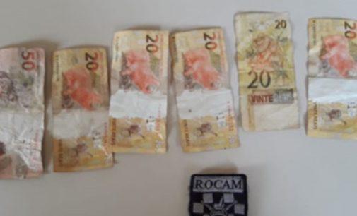 Homem é preso por roubo na cidade de Porto União