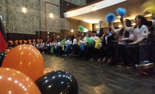 259 alunos recebem certificado do Proerd da PMSC