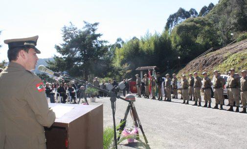 Polícia Militar de Porto União completa 59 anos