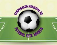 Inscrições para Futebol Sete Aberto de Bituruna, já estão disponíveis