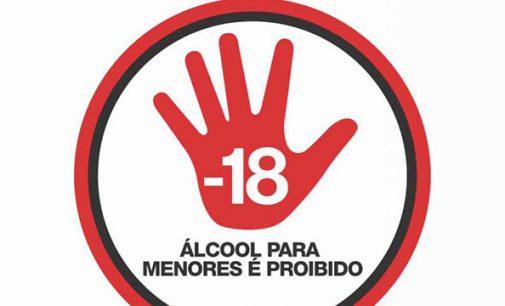 Menores são apreendidos consumindo bebida alcoólica em escola
