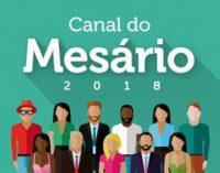 Mesários convocados para as Eleições em Porto União, Matos Costa e Irineópolis