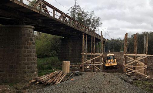 Ponte de Ferro será fechada para ciclistas nesta sexta-feira