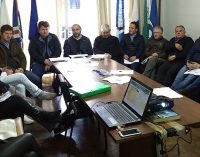 Prefeitos da Amsulpar debatem a vinda do SAMU Regional