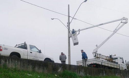 Prefeitura de UVA instala câmeras na Ponte de Ferro