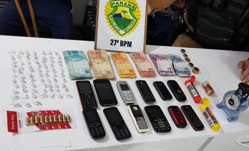 Quatro pessoas são detidas por tráfico de drogas