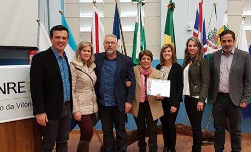 Secretária da Educação do Paraná visita União da Vitória