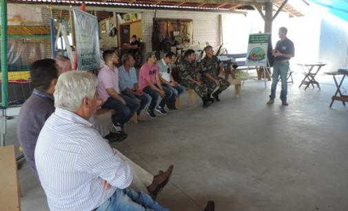 União da Vitória sediou reunião da APA Serra da Esperança